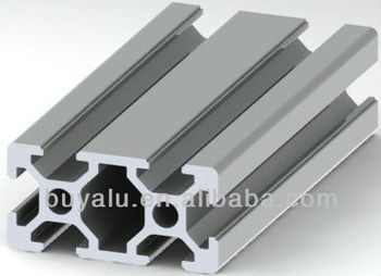 Popular in 2013 aluminum profiles all over the world