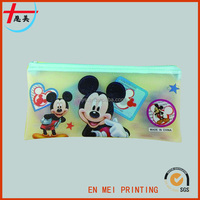 Cartoon print Pencil Case for kids