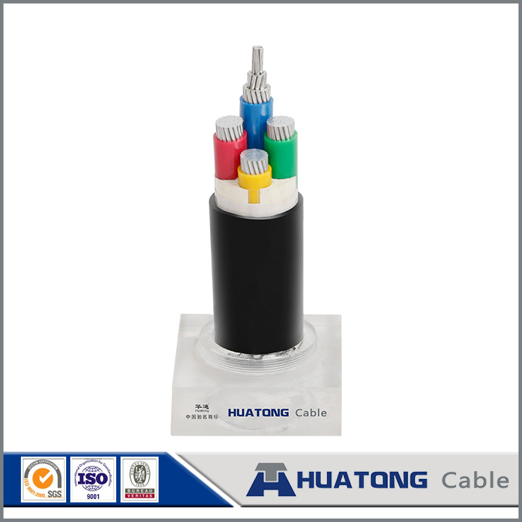 Sale low voltage 4 core 35 mm2 pvc insulated aluminium electric power cable with high quality