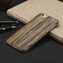 Made in china Classical wood back cover for iphone 6