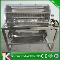 Competitive price boiled egg shell crusher,boiled egg breaking machine