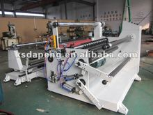 Conductive fabric Roll slitting machine