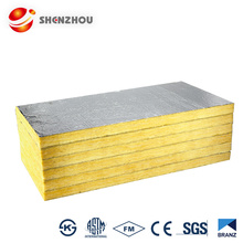 Spray foam insulation fiber glass fireproof building material glasswool in china