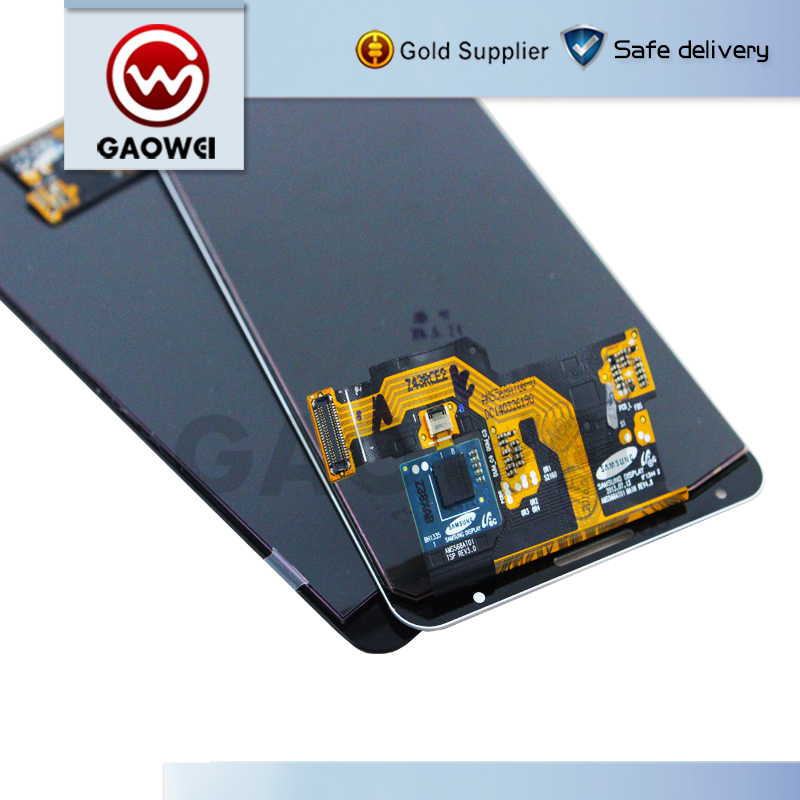 Factory supply Original new screen for samsung galaxy note 3 lcd digitizer assembly