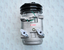 bus AC compressor Zexel DKS32 compressor for bus air conditioning system