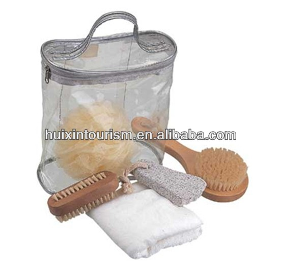Deluxe promotional bath spa gift set