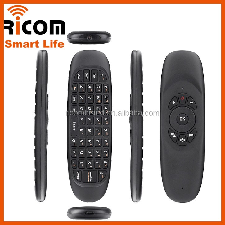 C120 onida tv air mouse and onida tv remote control with air mouse