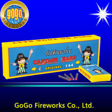 Captain Bars match cracker No.1 firecrackers high quality fireworks cracker cheap price chinese cracker fireworks