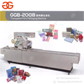 Top Quality 3D Small Tea Box Medical Packaging Bopp Cellophane Packing Bar Soap Box Wrapping Machine