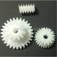 best selling china OEM factory sale small plastic toy gears special customer service provided