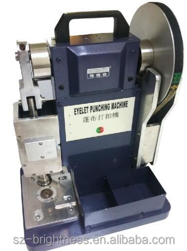banner grommet machine