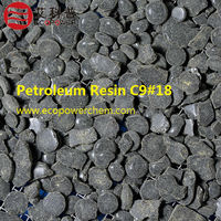 18# Cold Polymerization Catalyst Process Black Granular C9 Hydrocarbon Petroleum Resin
