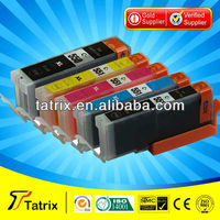 PGI-550 CLI-551 Compatible ink cartridges for Canon PGI-550 BK XL CLI-551 C/M/Y/GY XL