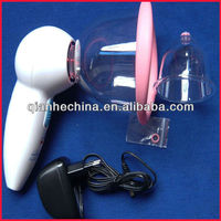 protable home use suction cup for breast