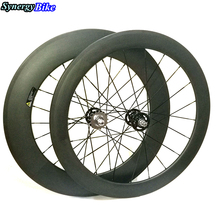 Synergy Front 60MM Rear 88MM Track Cycling Chinese Carbon Wheels 700C