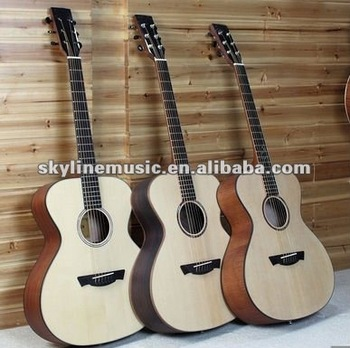 T-3M Mini Jumbo Fingerstyle Acoustic guitar
