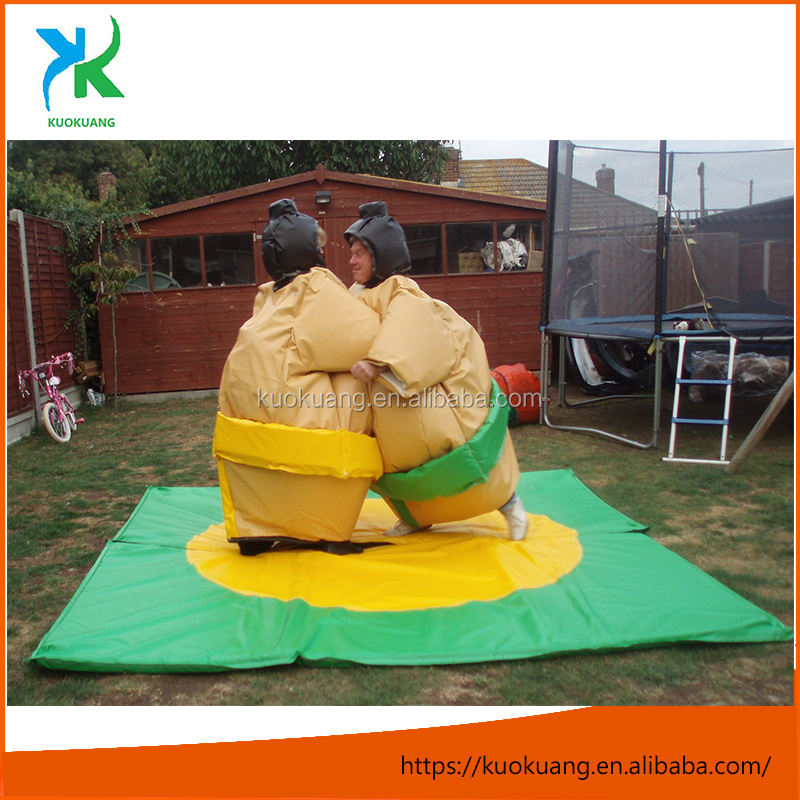 Inflatable Sumo Suits With Good Design Cheap Inflatable Sumo Wrestling Suits on sales