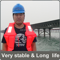Factory Price professional steel structures steps,construction bridges