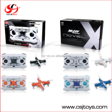 Cheap Price 4CH RC Pocket Drone Mini Copter With four color and two speed mode