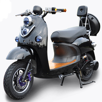 Japan 2000W Faster Scooter Electric Motorcycle