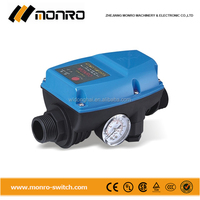 2015 Zhejiang monro electrical pressure control high pressure switch for water pump(EPC-4)