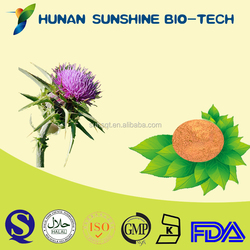 herbal extract milk thistle Extract new raw material