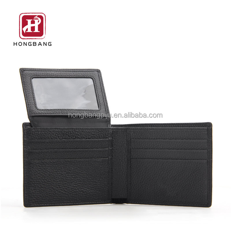 RFID Blocking Stylish Leather Wallet for Men,Credit Card Protector wallet