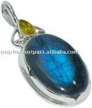 Silver Labrodorite Pendant,sterling silver jewellery,sterling silver jewelery,silver Pendant,gemstone jewellery