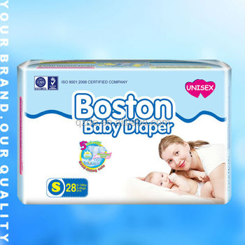 Healthy disposable comfortable diaper for babies