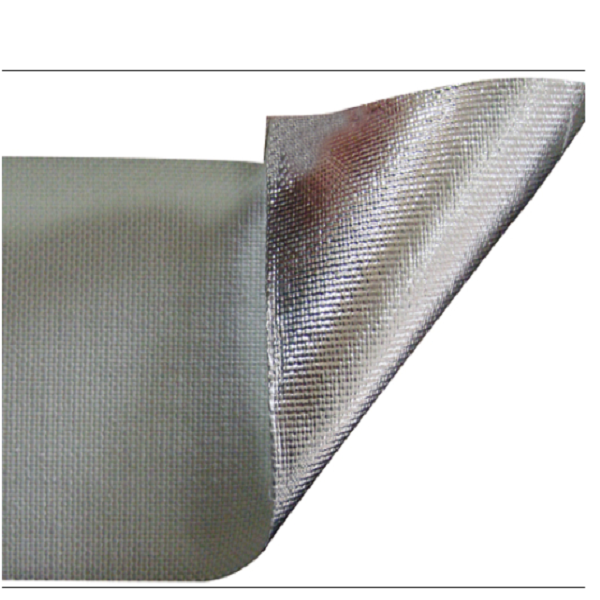 Heat Seal-able foil with PET reinforce with triangle glass fiber scrim