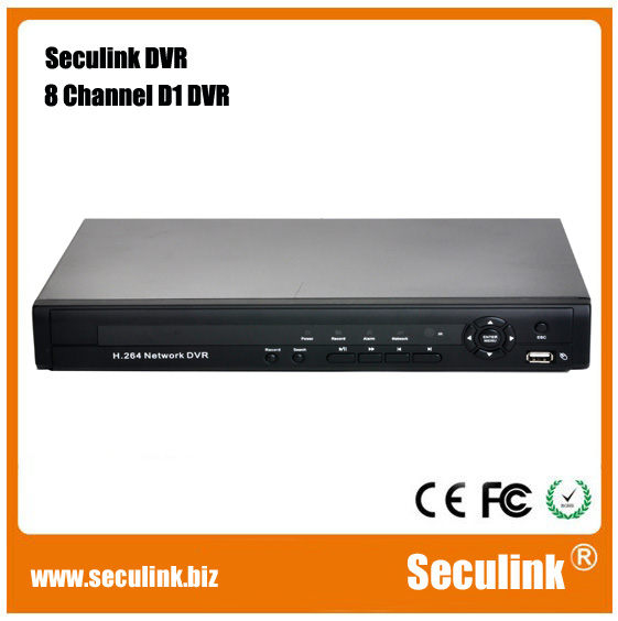 8CH H.264 Real Time Playback Network Zoom DVR 2CH D16CH CIF Digital Video Recorder Mobile Phone View Support RS485 Max 2TB HDD