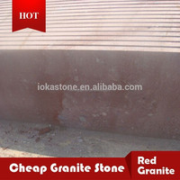 Red chinese cheap granite red porphyry