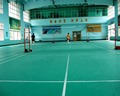 5.0mm Portable BWF PVC Badminton Court Floor