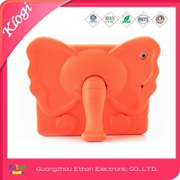 new products on china market kids case for ipad air animal rubber case