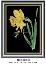 """The yellow Lily"" DIY Full Diamond Painting"