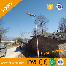 Customized Working Mode China Solar Lights With 2 Year Warranty Green Energy 70W Solar Garden Light