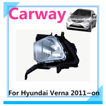 Oem car parts accessories fog lamp for Hyundai Verna 2011