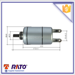 9 Teeth 12v motorcycle electric starting motor for sale