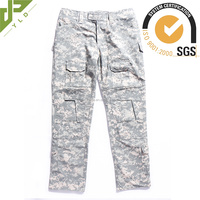 men army camouflage military pants cargo pants acu