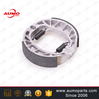 Cheap price rear brake shoes assy for Piaggio ZIP 50 2T 4T chinese motorcycle parts