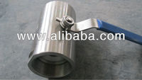 316 Forged ball valve(A105N,F304,F316)