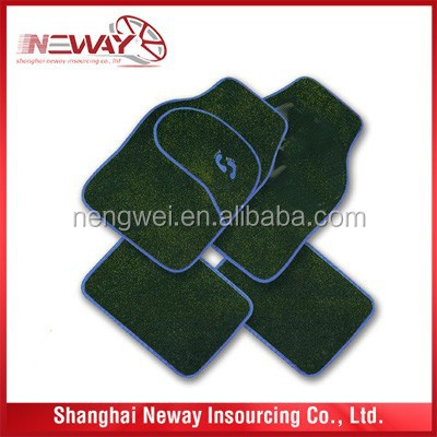 4PCS/Set Car Mat carpet/ Car Floor Mat