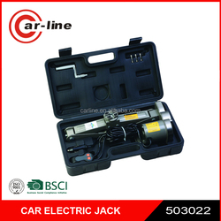 2T DC 12V car electric jack