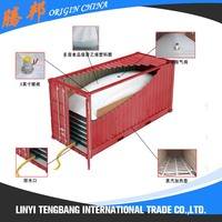 hot sale 20ft container top loading flexitank from china
