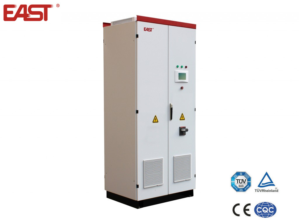 100KVA High efficiency power plant On-Grid Solar Inverter CE Certified