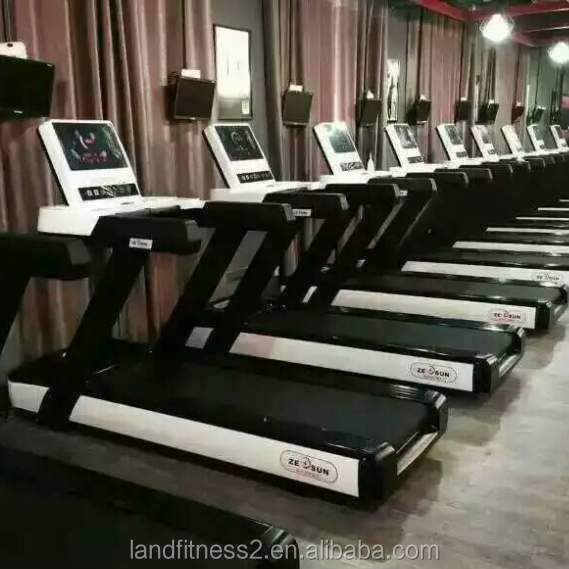Rotina comercial treadmill professional gym use fitness equipment