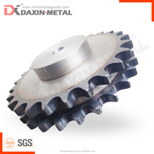 Carbon Steel Double Row Sprocket