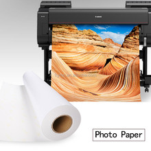 digital photo printing paper roll resin coated inkjet photo papers