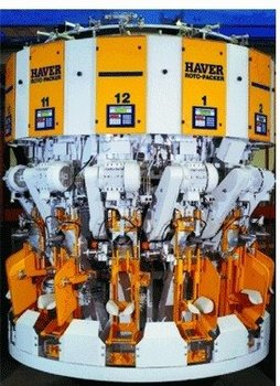 valve bag filling machine