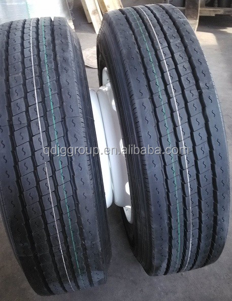 TBR <strong>Tire</strong> TMR Tractor Trailer <strong>Tire</strong> 235/75R17.5 With Rim 6.75X17.5